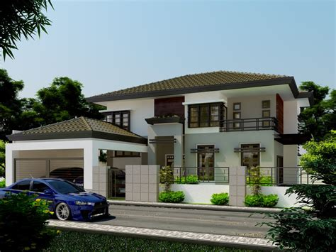 2 stories house inspriational storey residential house home design