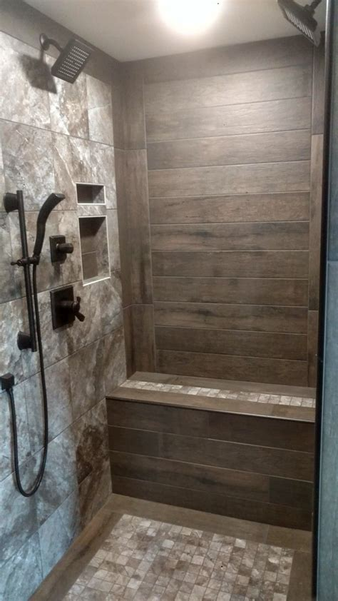 Rustic Bathroom Shower Ideas by Rustic Walk In Shower Bathroom Ideas Rustic Bathroom