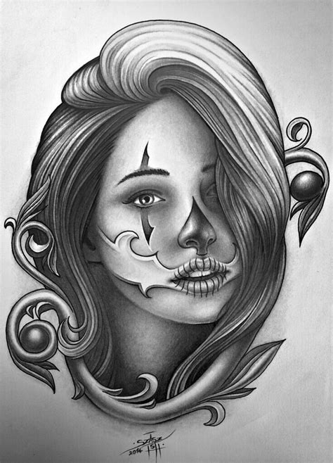 Sad Chicano Clown Drawings Mungfali