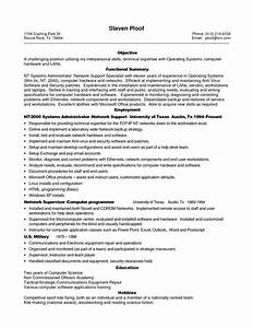sample resume for experienced it professional sample With best resume template for it professionals
