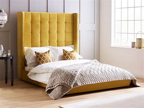 arlo upholstered bed living