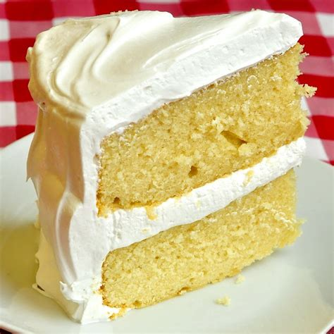 vanilla cake vanilla cake