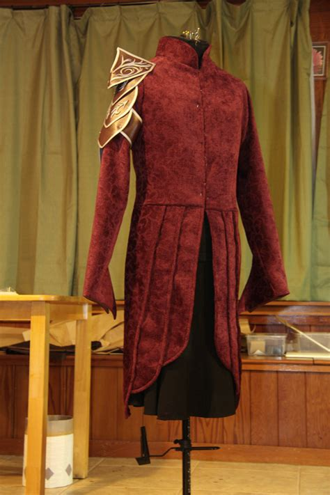 Learn Something New The Hobbit Lord Elrond Costume Tunic