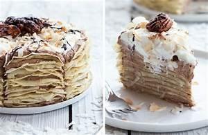 Torte Schnell Einfach : pfannkuchen torte einfach schnell und lecker ~ Eleganceandgraceweddings.com Haus und Dekorationen