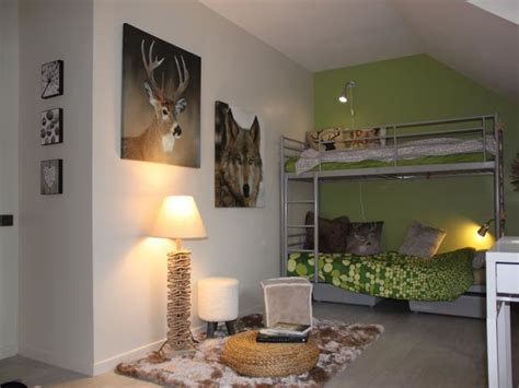 chambre ado vert et gris decoration chambre ado coach deco lille deco chambre
