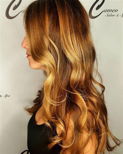caramel haarfarbe mit blonden strähnen dunkelblonde haare mit blonden str 228 hnen 15 frisuren dunkelblonde haare mit str hnen