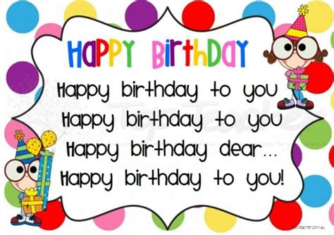 on hold marketing inc happy birthday song lyrics 267 | happy birthday song lyrics qhiqekgp