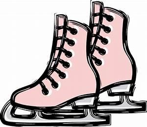 Girls Ice Skates - ClipArt Best - ClipArt Best