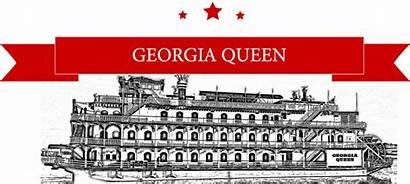 Tour Queen Savannah Georgia Riverboat Boats