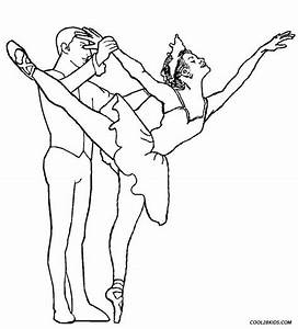 Swan Lake Ballet Coloring Pages Coloring Pages