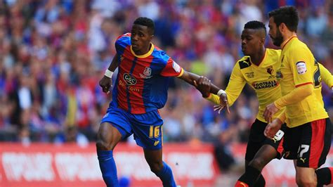 Crystal Palace are likey to try and bring Wilfried Zaha ...