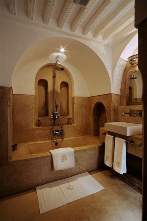 salle de bain orientale des salles de bain au style