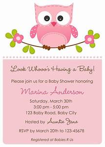 owl themed baby shower if i ever have a little girl With owl themed baby shower invitation template