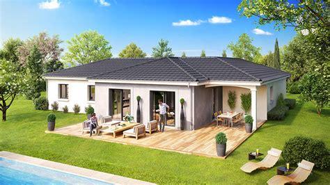 modele maison plain pied 4 chambres maison plain pied top maison
