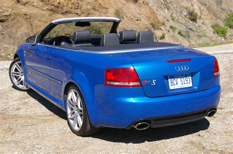 Audi Confirms Convertible Top Speed