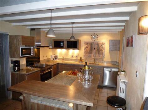 ccp cuisine cuisine bois moderne cuisine imitation bois avec gris