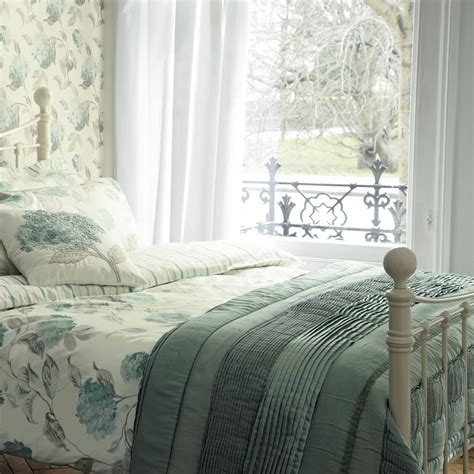 bedroom laura ashley quilts  colder nights