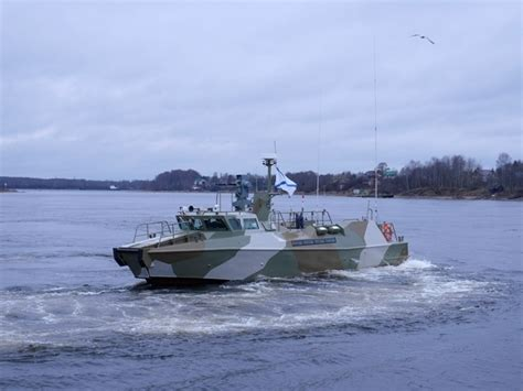Russian Raptor Boats by Pella Shipyard Completes Mooring And Sea Trials Of Raptor