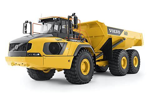 volvos biggest articulated hauler confirmed  hillhead