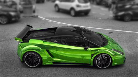 Lamborghini Gallardo, Lamborghini, Car, Supercars, Green ...