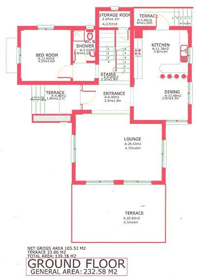 home floorplans property in cyprus blue cove villas floor plans