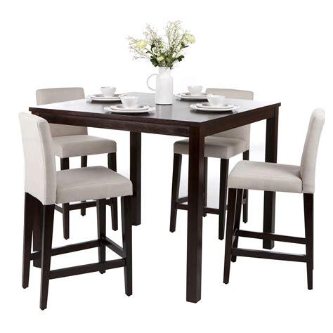 chaises bistro table de bar avec chaise
