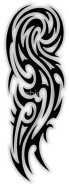 «Tribal arm tattoo» de sbink   Tattoos, Tribal tattoos, Sleeve tattoos