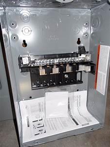 Nib Square D Qo612l100s 100 Amp Single Phase N1 Indoor
