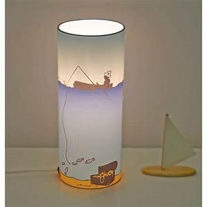 Lampe De Chevet Garçon : lampe chevet pirate ~ Dailycaller-alerts.com Idées de Décoration