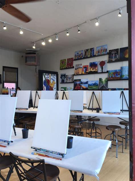 canvas paint sip studio 42 fotos y 27 rese 241 as arte