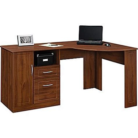 altra chadwick collection l desk virginia cherry altra chadwick collection corner desk virginia cherry