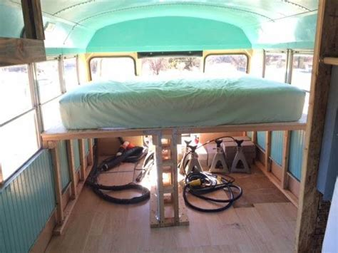 Family's $10k Converted Skoolie for Sale, Santa Fe