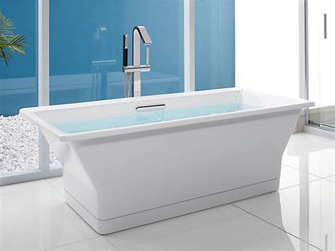 kohler loure freestanding tub filler k t97330 4 loure bath filler trim with handshower kohler