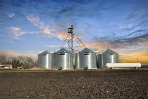 Grain, Bins, Harvesting, Safely