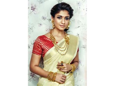 10 Ways To Style Your Kerala Sarees This Onam #