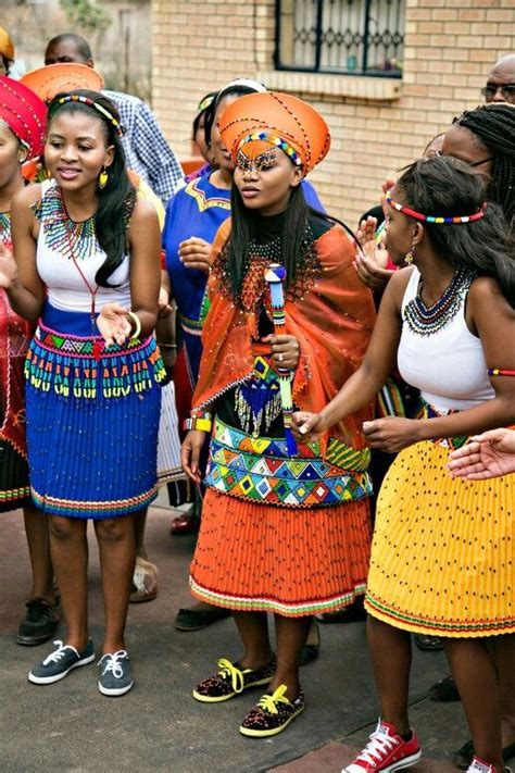 Makoti imvunulo | traditional wedding | Pinterest | Zulu
