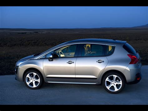 Peugeot 3008 Wallpapers by Peugeot 3008 Wallpapers