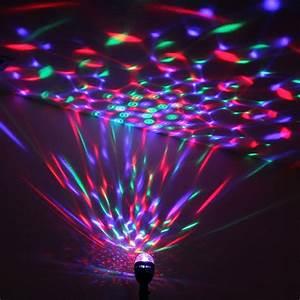 Disco, Light, Bulb