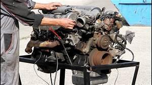 Mercedes Motor M100 6 3 Liter  Motornummer  100 981
