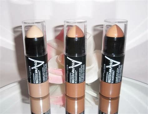 maybelline master contour face contouring  shape duo