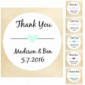thanks you stickers wedding stickers wedding labels With wedding stickers for favors