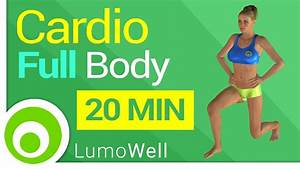 Full Body Workout  20 Minute Cardio To Lose Weight At Home