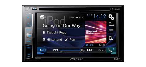 pioneer avh x490dab pioneer avh x490dab 187 sound