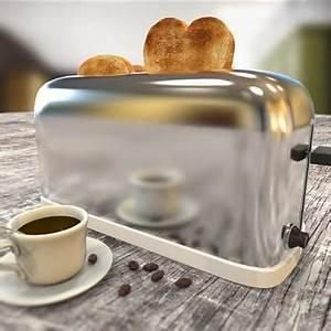Toaster Retro Design : retro toaster die sch nsten modelle und farben ~ Frokenaadalensverden.com Haus und Dekorationen