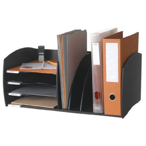 module de classement bureau paperflow organiseur de bureau 4 cases noir 3020 01