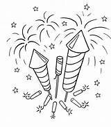 Diwali Drawing Crackers Sketch Festival Greetings Coloring Printable Lamp Drawings Fireworks Greeting Sketches Sweets Animated Sheets Paintingvalley Cards Cracker Getdrawings sketch template