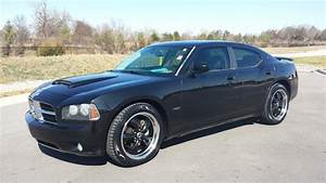 Sold 2006 Dodge Charger R  T 5 7 Hemi V8 Black Crystal 131k At  Wilsoncountymotors Com