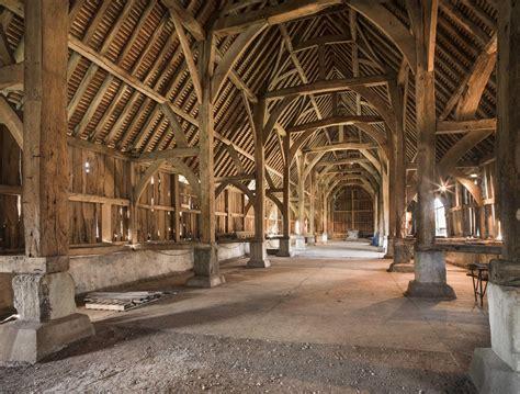 conservation repair  harmondsworth barn wood awards