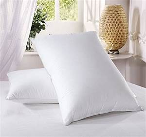 Royal hotel goose down pillow review for Best down pillows consumer reports