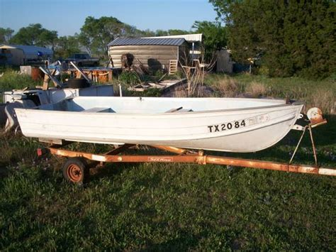 Boat Mechanic Victoria Tx by 12 Foot Aluminum Boat For Sale